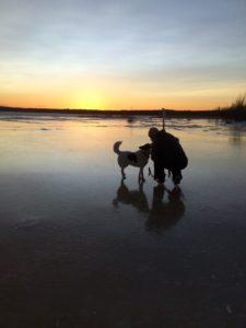 Isen Alfons och jag
