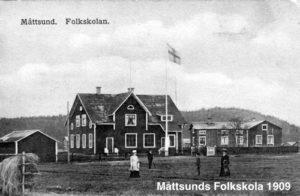 Måttsunds folkskola