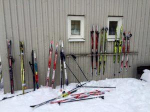 Måttsundsskolan skidor