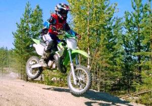 Motocross Näverberget