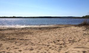 Såte strand