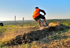 Terrängcyklist