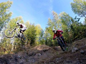 Terrängcyklister