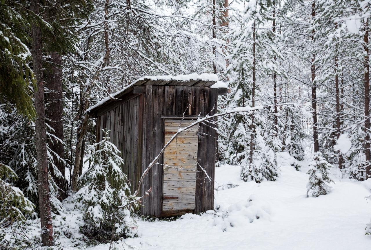 Utedass vintertid