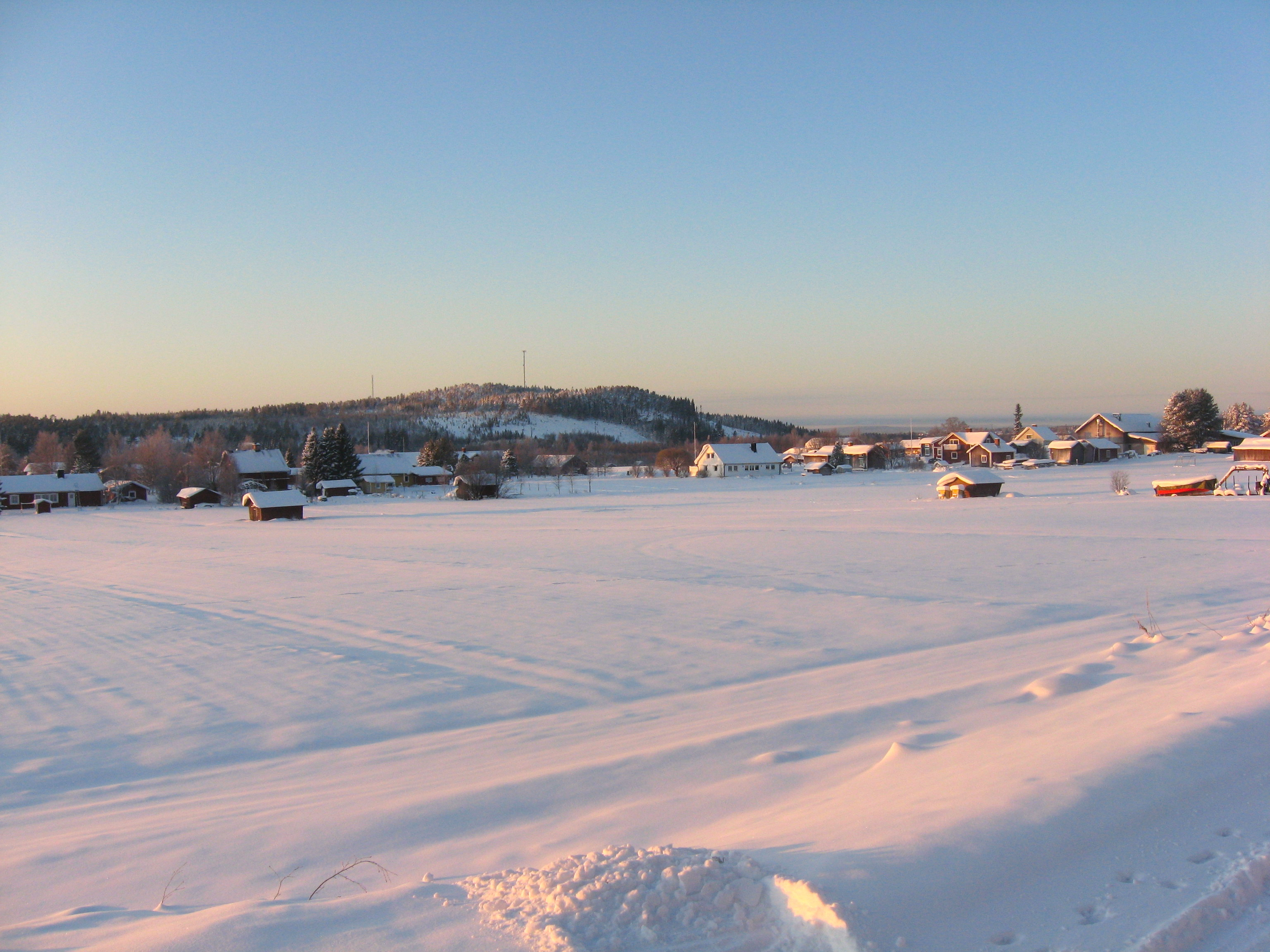 Vinterbild över byn kopia