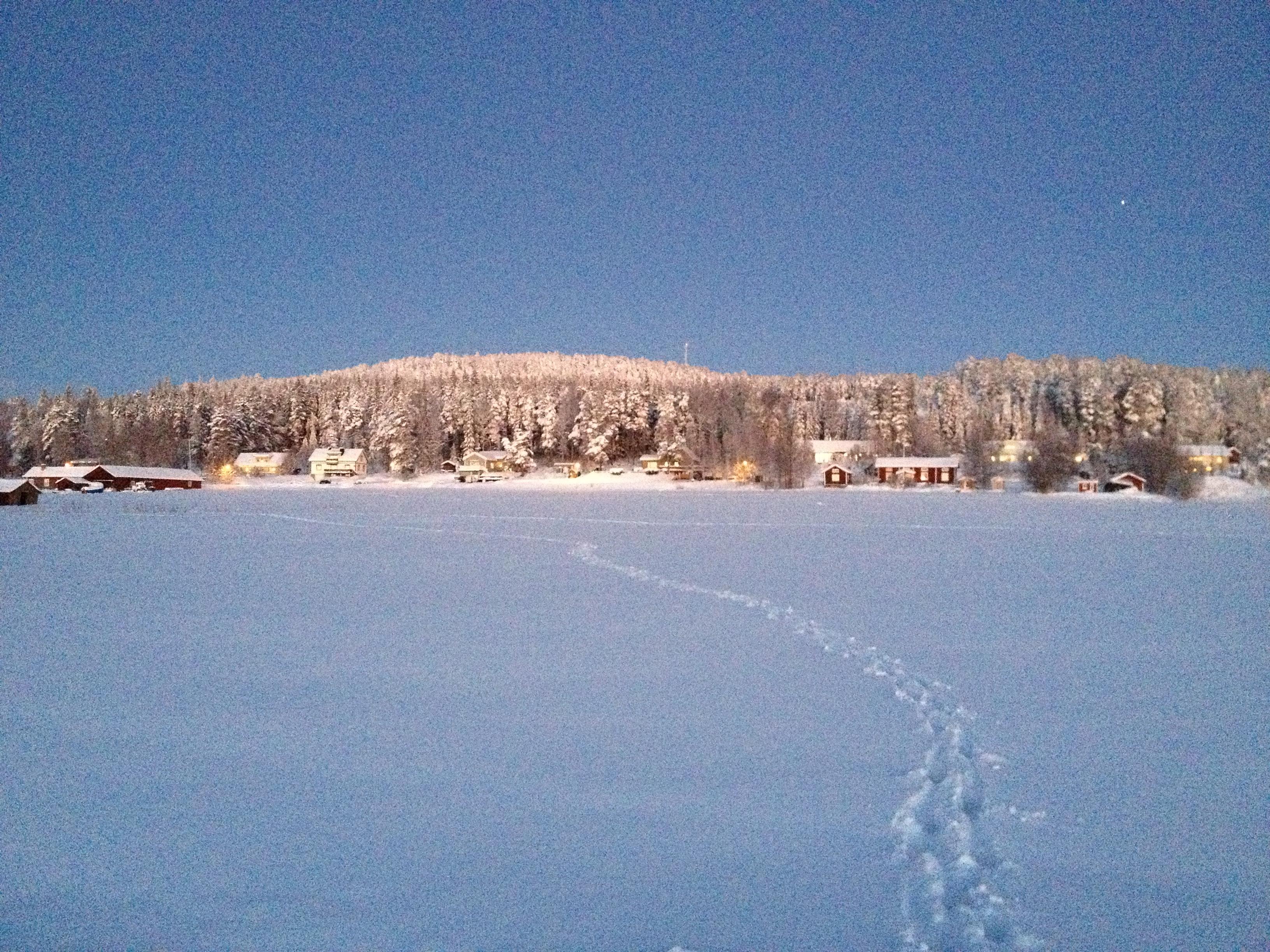 Vinterbild Måttsund