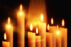 ljus kyrka